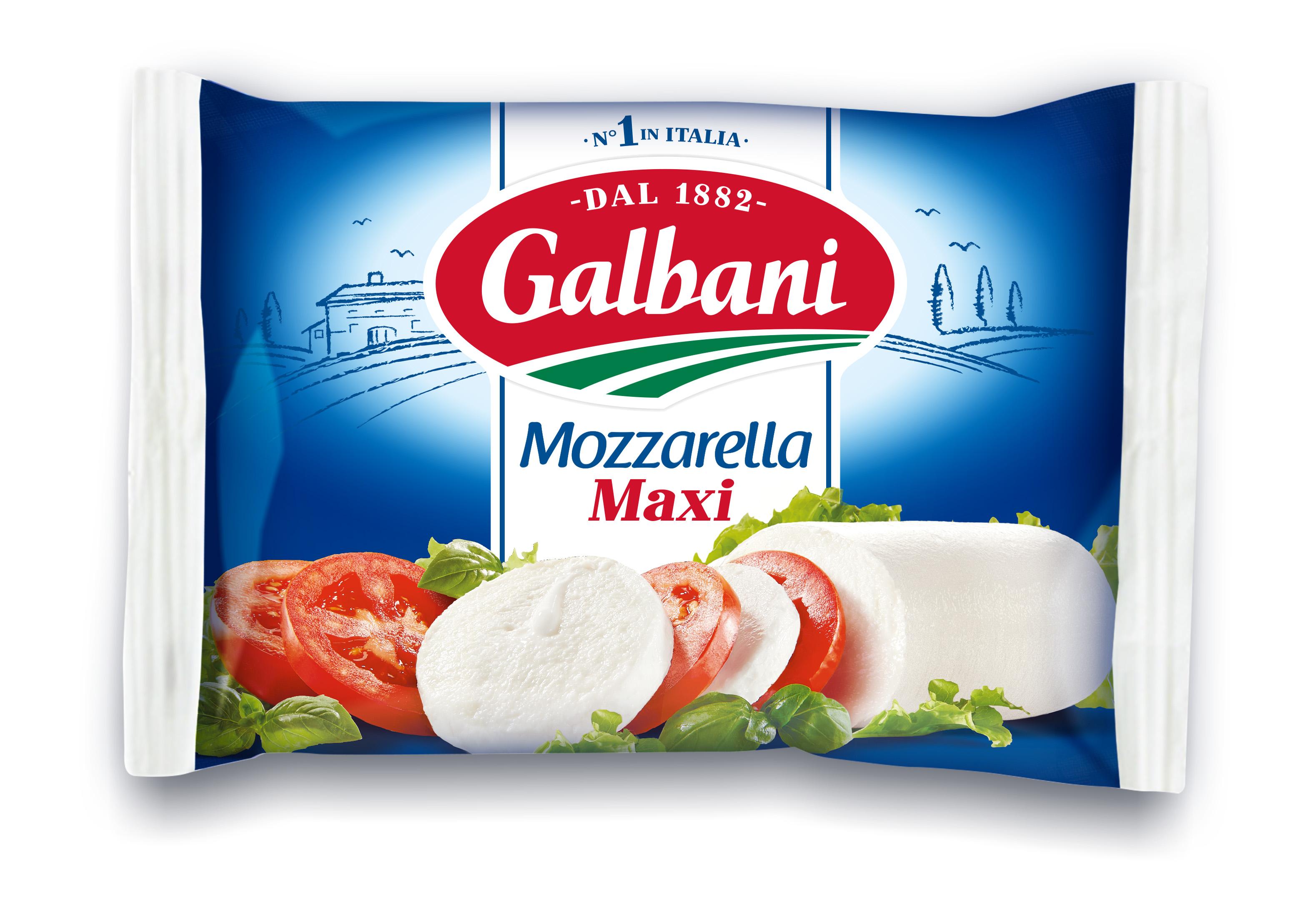 Galbani Mozzarella Maxi 200g - Galbani