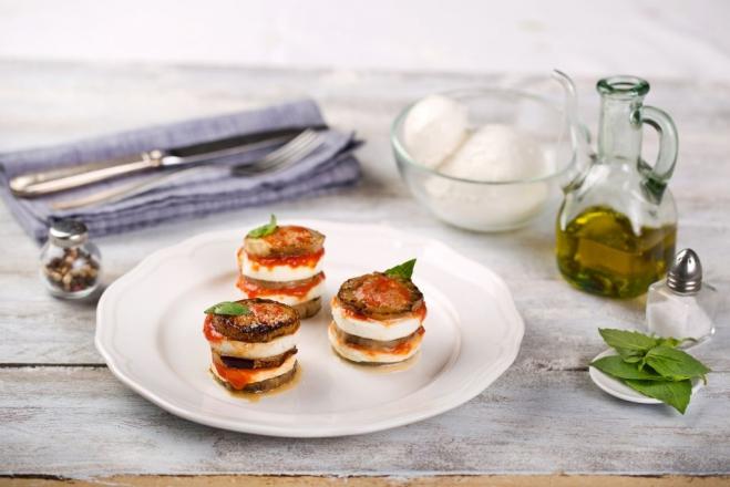 Parmigiana z bakłażana - Galbani
