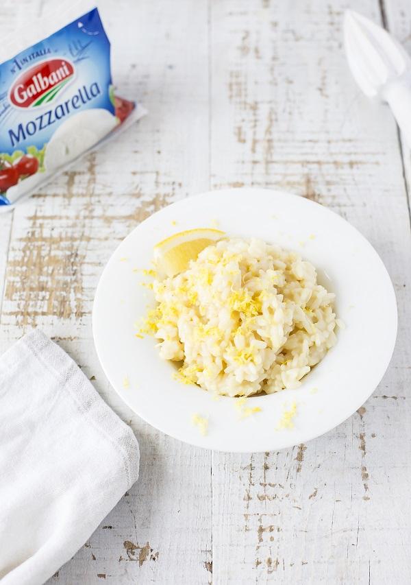 Pachnące risotto cytrynowe - Galbani – od ponad 130 lat dostarczamy najlepsze włoskie smaki na talerze całego świata