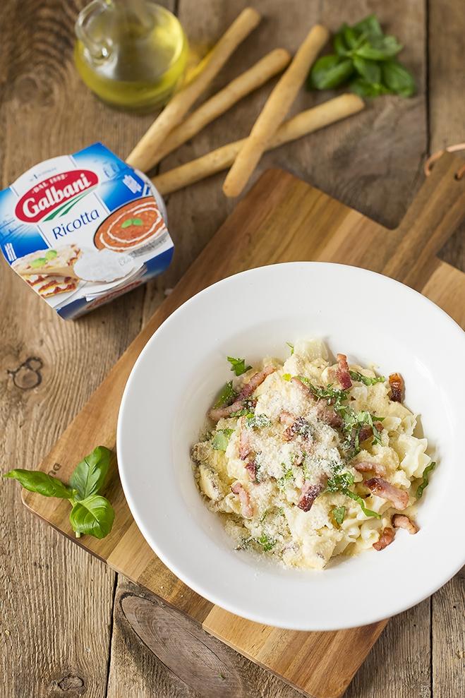 Macaroni Carbonara - Galbani