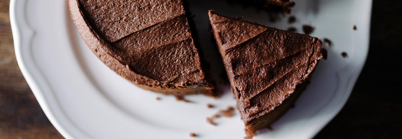 Ciasto czekoladowe z kremem mascarpone - Galbani