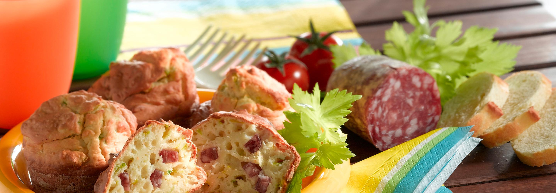 Muffiny z Ricottą - Galbani
