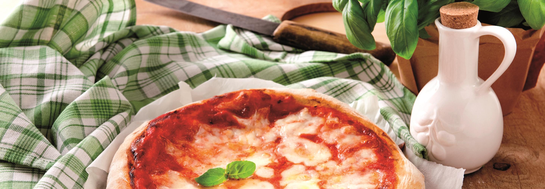 Pizza Margherita - Galbani – od ponad 130 lat dostarczamy najlepsze włoskie smaki na talerze całego świata