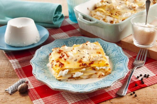 Lasagne cztery sery - Galbani