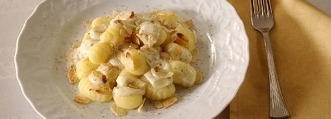 Gratin z gnocchi ziemniaczanych - Galbani