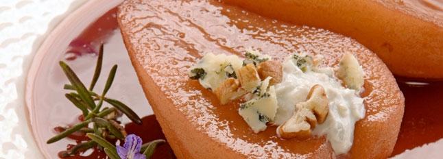 Gorgonzola i mascarpone z gruszkami - Galbani