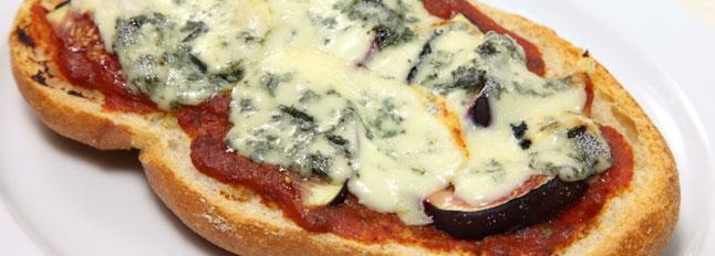 Gorgonzola, figi i ocet balsamiczny - Galbani
