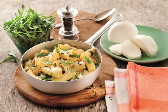 Makaron z Ricottą Galbani i rukolą - Galbani – od ponad 130 lat dostarczamy najlepsze włoskie smaki na talerze całego świata