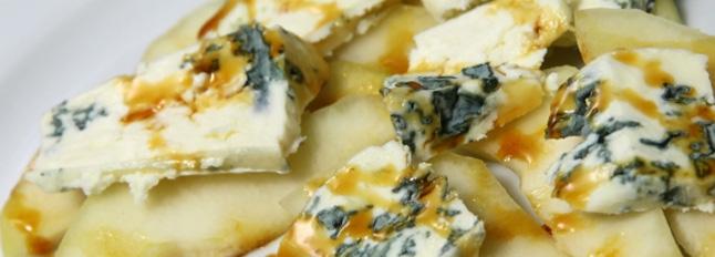 Talerz gruszek z gorgonzolą - Galbani