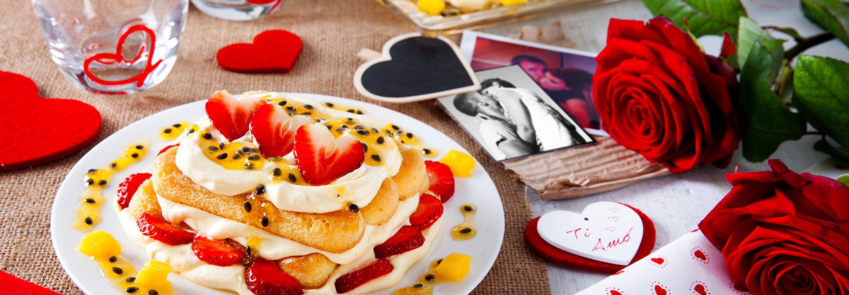 Tiramisu z truskawkami i marakują - Galbani – od ponad 130 lat dostarczamy najlepsze włoskie smaki na talerze całego świata
