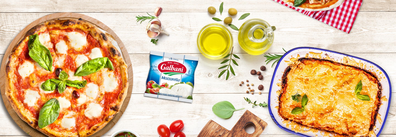 Sprawdź inspirujące przepisy na włoskie dania - Galbani