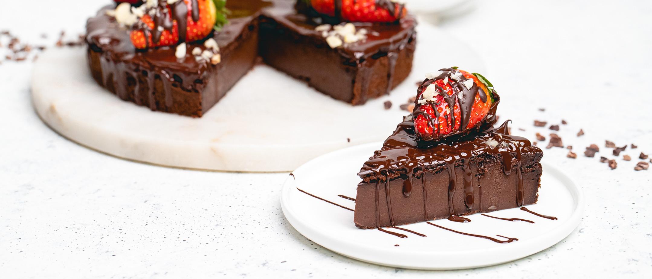 Prosty sernik czekoladowy - Galbani – od ponad 130 lat dostarczamy najlepsze włoskie smaki na talerze całego świata